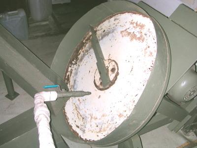 pan granulator kecil