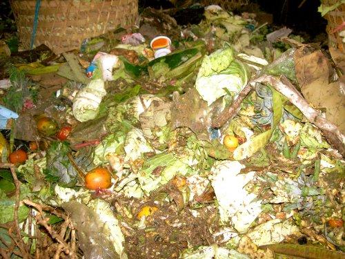 sampah pasarbunderan