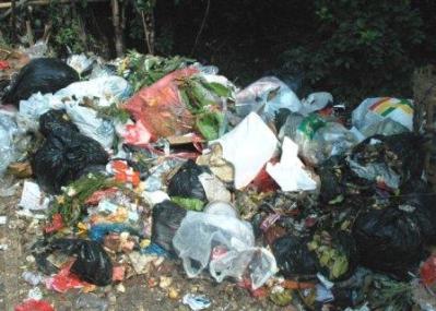 Karakteristik Sampah Warga