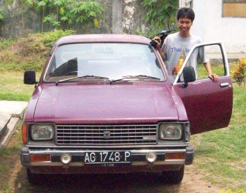 Mobil berbahan bakar minyak tanah