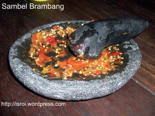 Sambel Brambang