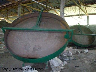 pan granulator kapasitas 1ton/jam