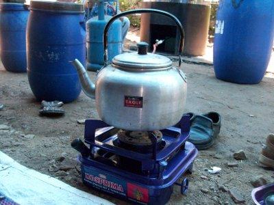 Kompor Bioetanol
