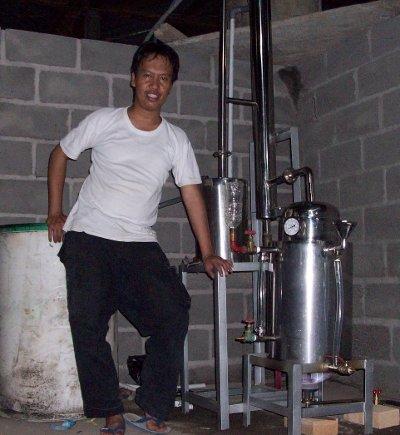 distilator ukm