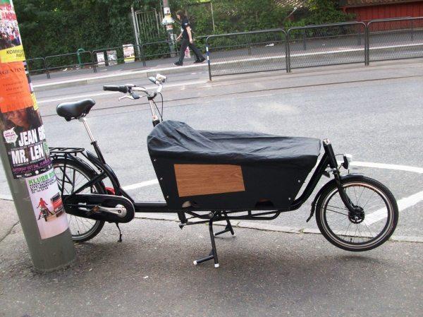 sepeda khusus keranjang bayi