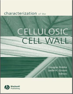 cellulosic cell wall