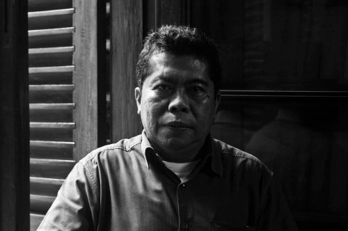 Portrait of Doddy Wahyudi, BPBPI Bogor