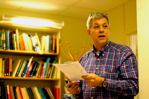 Prof. Claes Niklasson