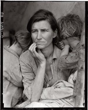 Mother Migran, Dorothea Lange
