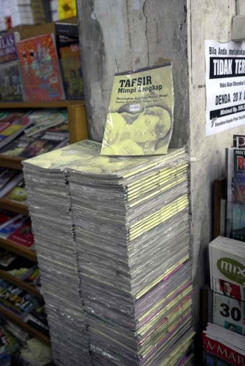 best seller book ini magelang