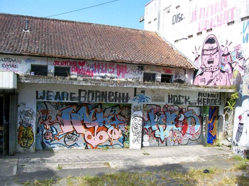 Graffiti Kota Magelang