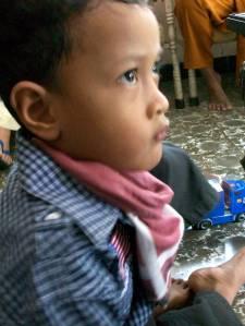 Rizki, anak dengan indra keenam