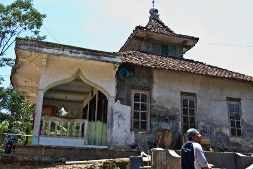 Masjid dusun Kembang 2