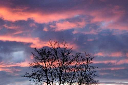 Sunset di Gothenburg