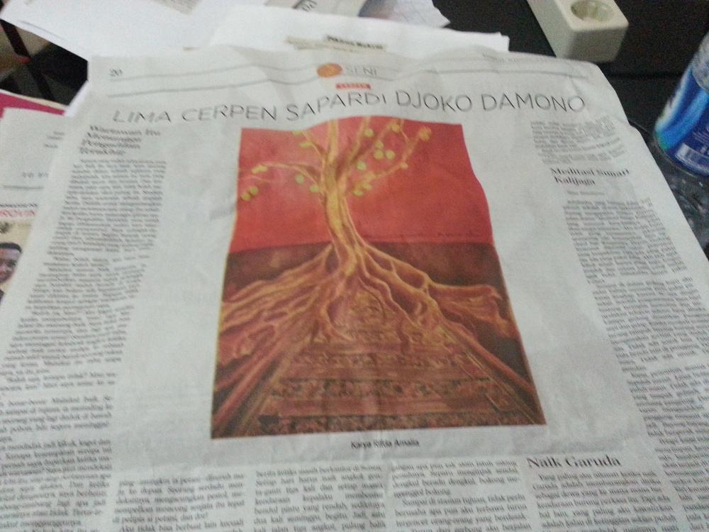 Membaca Cerpenya Pak Sapardi Djoko Damono (3/3)