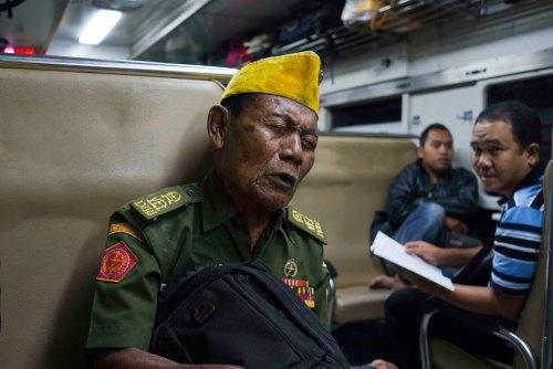 veteran perang 45 Mbah Ngadimin