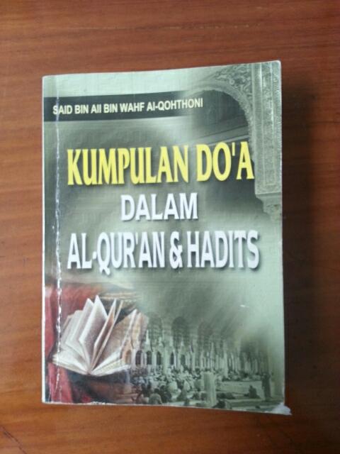 Buku Doa Al Quran Hadist