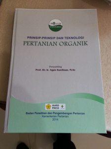 Buku pertanian organik