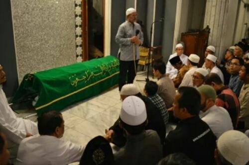 Sepotong Kenangan dg Ust. Muhibbin Bakrun, Lc. (2/4)