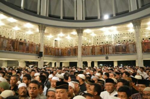 Sepotong Kenangan dg Ust. Muhibbin Bakrun, Lc. (3/4)
