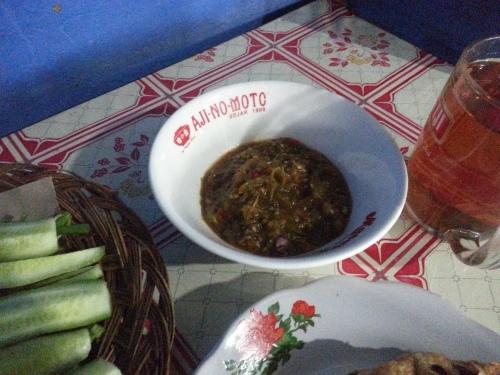 Kuliner warung Sederhana Dadali Bogor
