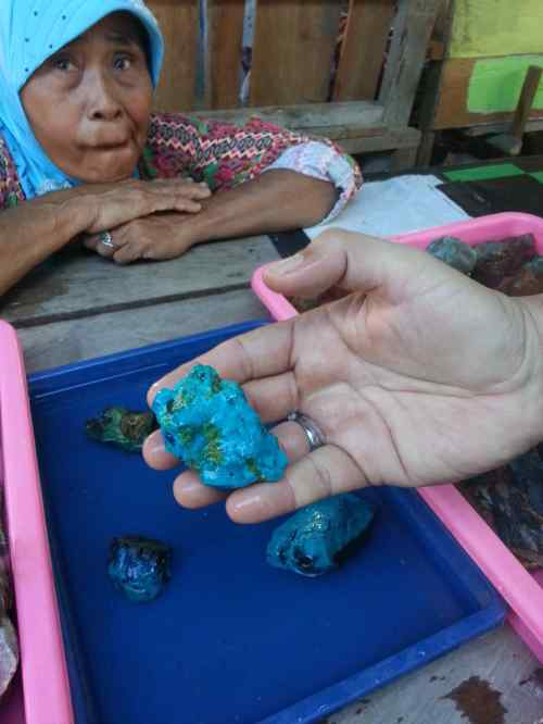 Batu bacan palamea