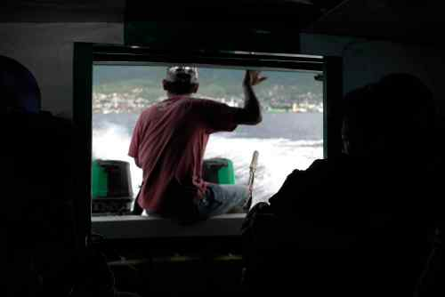 speed boat ternate
