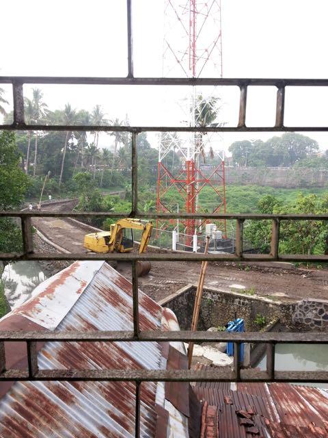 pemandangan dari jendela rumah