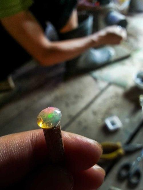batu akik kalimaya banten opal