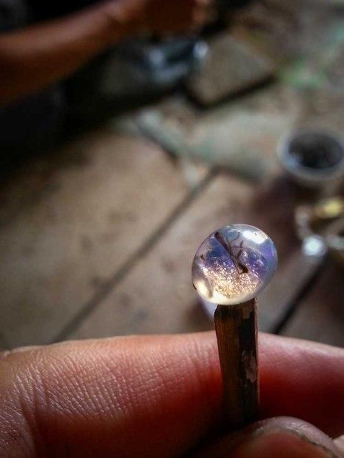 batu kalimaya kristal banten.