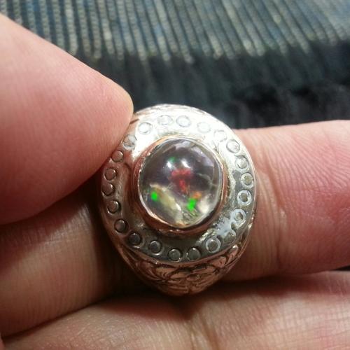 Opal Kalimaya Kristal