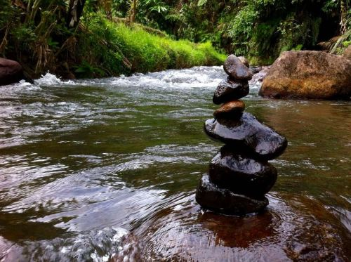 Stone Balancing by Abim