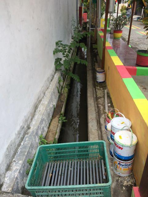 promi sampah warga larangan sidoharjo