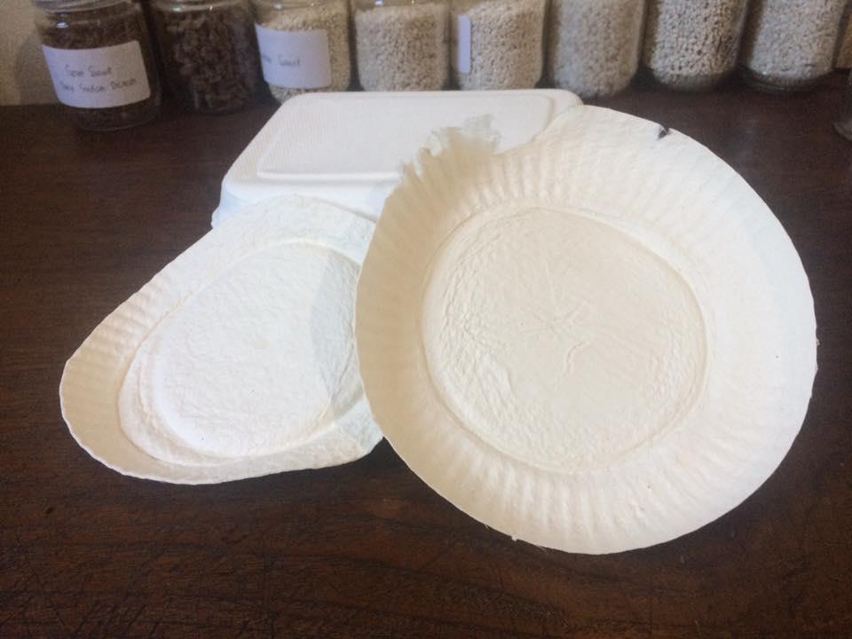 Biofoam penganti styrofoam