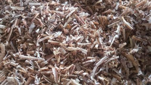 limbah serutan kayu