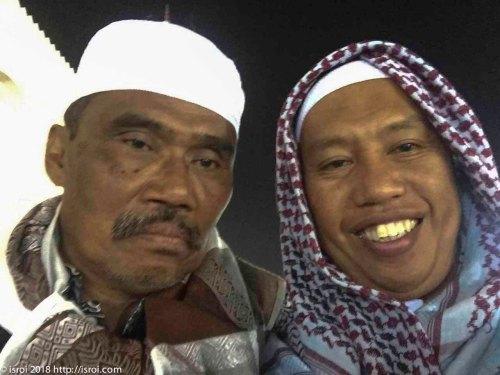 Pak Haji Fathur haji berkali-kali